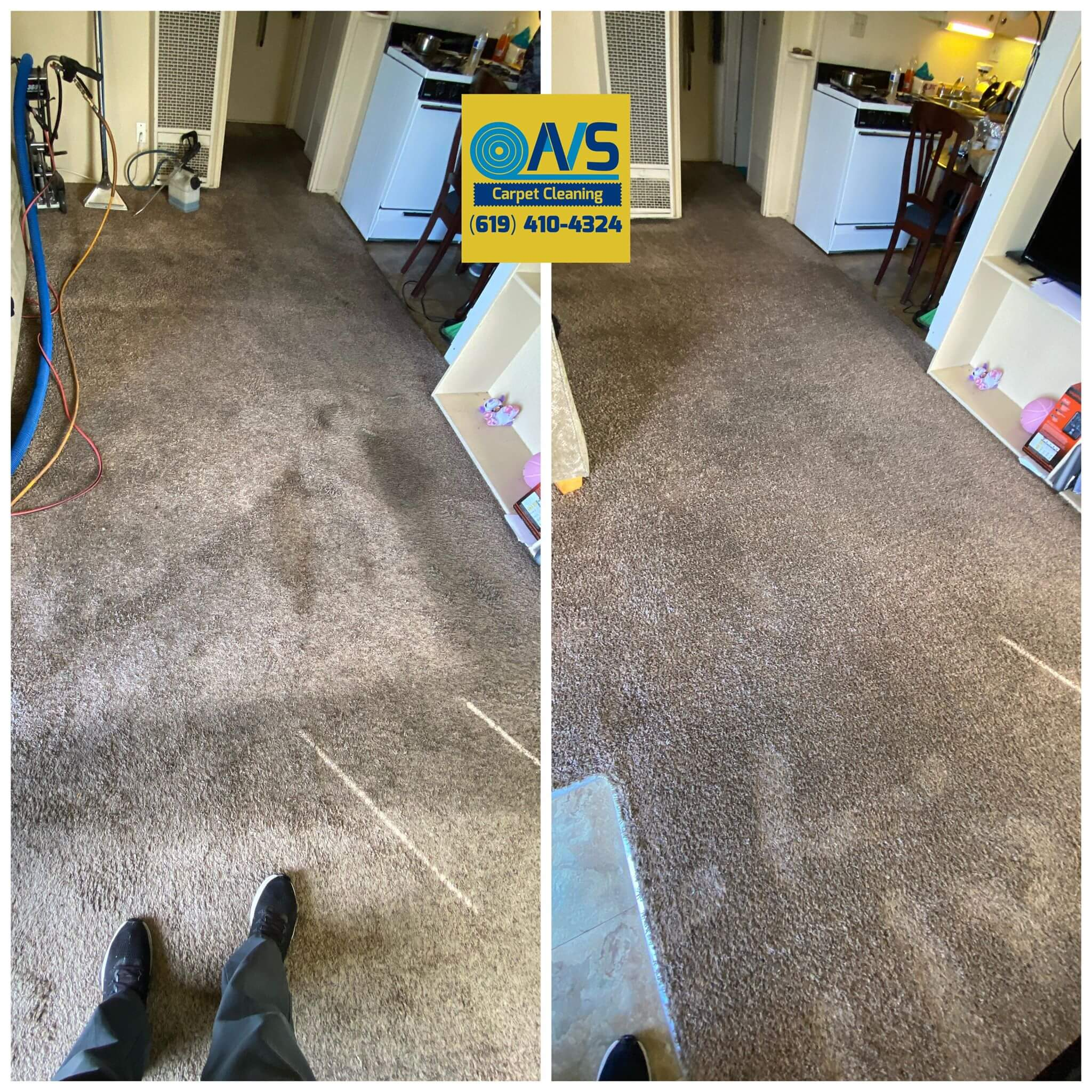 Residential Carpet Cleaning San Diego