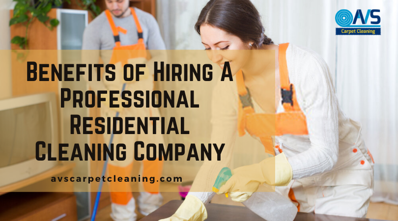 Professional Residential Cleaning Company San Diego