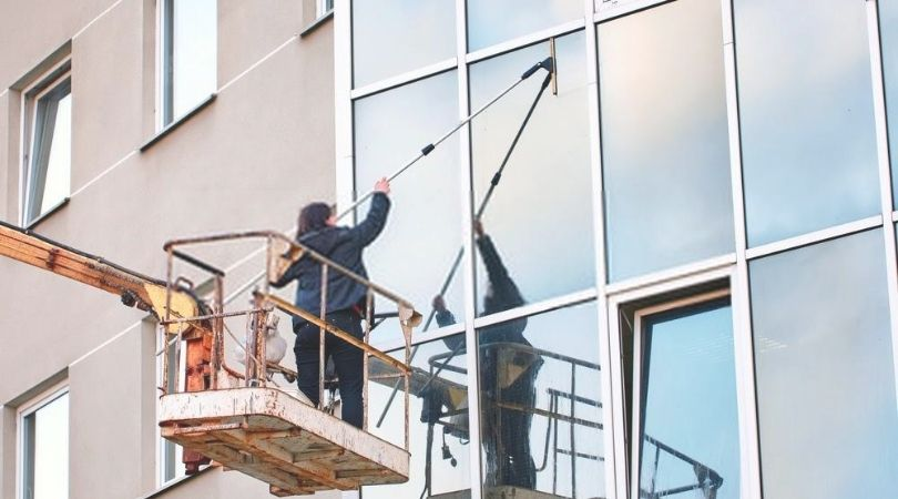 Professional Window Cleaners San Diego