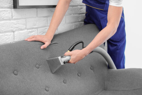 Cleaning upholstery San Diego