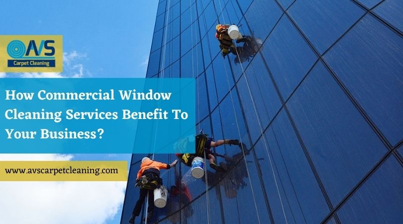 Commercial Window Cleaning Services San Diego