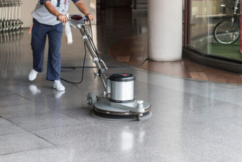 professional commercial cleaning San Diego