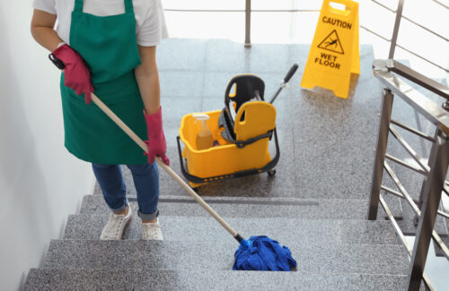 professional janitorial cleaning San Diego