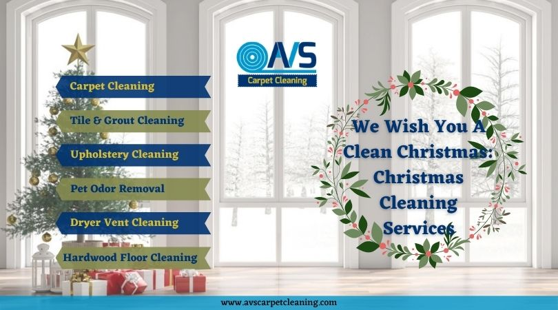 We Wish You A Clean Christmas: Christmas Cleaning Services