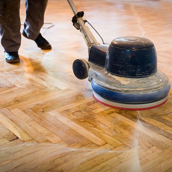 Hardwood & Laminate Cleaning