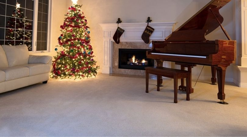 Pre-Christmas Carpet Cleaning Services San Diego